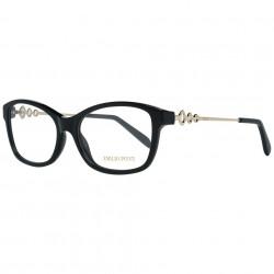 Rame ochelari dama, Emilio Pucci, EP5042 53001, Negru