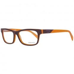 Rame ochelari de vedere unisex, DIESEL, DL5039 050 54, Maro