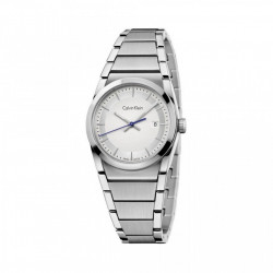 Ceas de dama, Calvin Klein, K6K33146, Argintiu