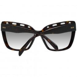 Ochelari de soare, dama, Emilio Pucci, EP0101 5952B, Maro