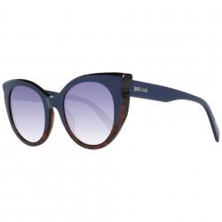 Ochelari de soare, dama, Just Cavalli, JC786S 5392W, Albastru