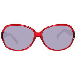 Ochelari de soare, dama, More & More, MM54338 62300, Rosu