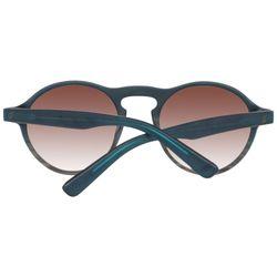Ochelari de soare, unisex, Web, WE0129 4992G, Albastru