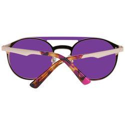 Ochelari de soare, unisex, Web, WE0182 5134Z, Auriu
