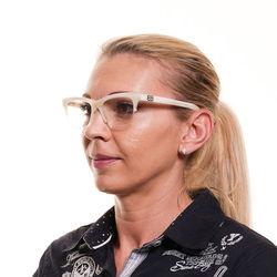 Rame ochelari, dama, Balenciaga, BA5087-53_025, Crem