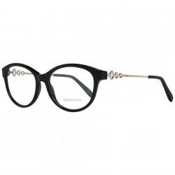 Rame ochelari dama, Emilio Pucci, EP5041 53001, Negru