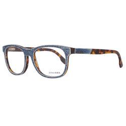 Rame ochelari, unisex, Diesel, DL5124 52053, Albastru