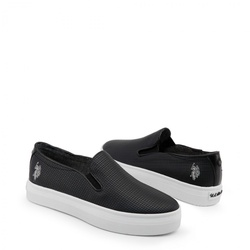 Tenisi slip-on dama U.S. POLO ASSN. TRIXY4155S7_YL3_BLK