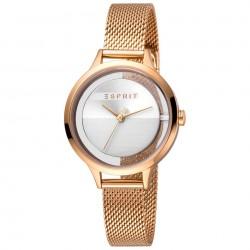 Ceas de dama, Esprit, ES1L088M0035, Auriu roze