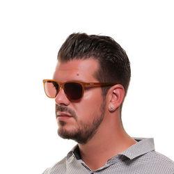 Ochelari de soare, barbati, Gant, GA7093 5747E, Maro
