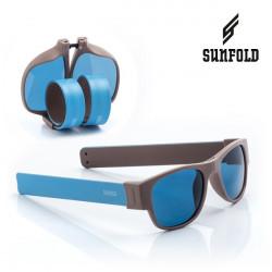 Ochelari de soare pliabili unisex SunFold, AC3, Gri