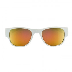 Ochelari de soare pliabili unisex SunFold, ES6, Alb