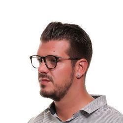 Rame ochelari, barbati, Web, WE5221 50A56, Negru