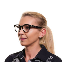 Rame ochelari, dama, Diesel, DL5230 48004, Negru