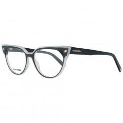 Rame ochelari, dama, Dsquared2, DQ5281 53020, Negru