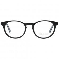 Rame ochelari dama, Emilio Pucci, EP5018 48001, Negru