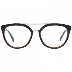 Rame ochelari dama, Emilio Pucci, EP5072 52005, Negru