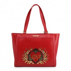 Geantă shopper, dama, Love Moschino, JC4106PP18LT_0500, Rosu