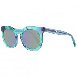 Ochelari de soare, dama, Diesel, DL0270 4989Q, Verde