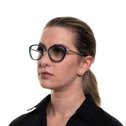 Ochelari de soare, dama, Emilio Pucci, EP0047-O 5292P, Albastru