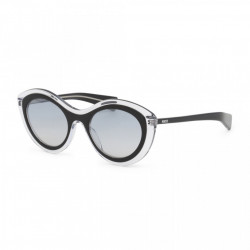 Ochelari de soare, dama, Emilio Pucci, EP0080_03B, Negru