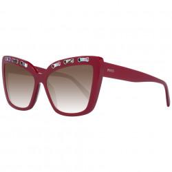 Ochelari de soare, dama, Emilio Pucci, EP0101 5969F, Visiniu