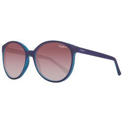 Ochelari de soare, dama, Pepe Jeans, PJ7297C356, Albastru
