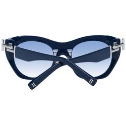 Ochelari de soare, dama, Tods, TO0214 5190W, Albastru