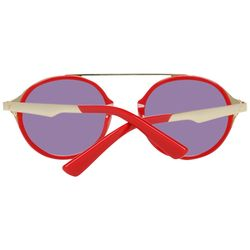 Ochelari de soare, unisex, Web, WE0147 4932U, Rosu