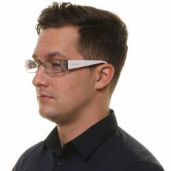 Rame ochelari barbati, Ted Baker, TB4135 55861, Argintiu