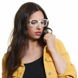 Rame ochelari, dama, Dsquared2, DQ5287 53021, Crem
