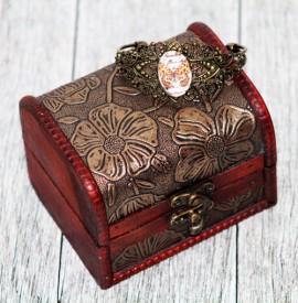 Bratara vintage - Butterfly
