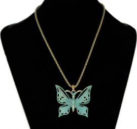 "Colier ""Rock butterfly"""