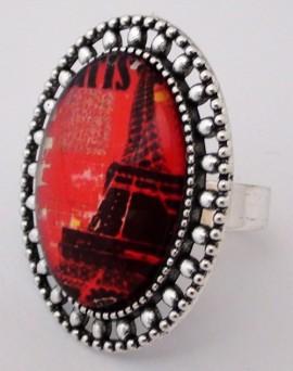 "Inel ""Moulin Rouge"""