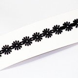 "Choker ""Flower power"""