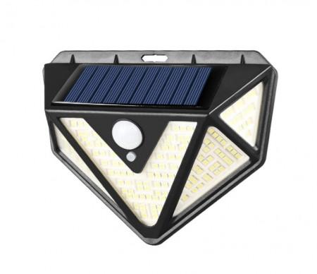 SET 4 LAMPI SOLARE PREMIUM - 166 LED