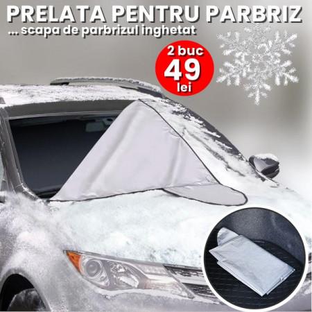 SET 2 PRELATE AUTO DE EXTERIOR PENTRU PARBRIZ