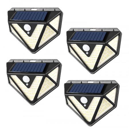 SET 4 LAMPI SOALRE PREMIUM - 166 LED