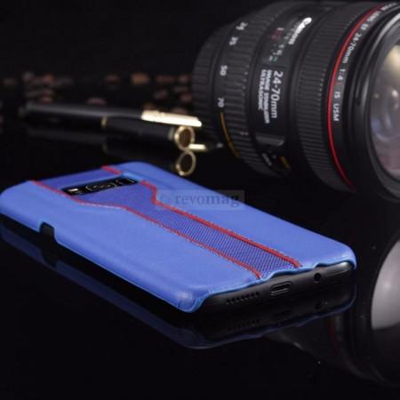 Husa Samsung Galaxy S8 Plus, Racing Back Cover, Piele