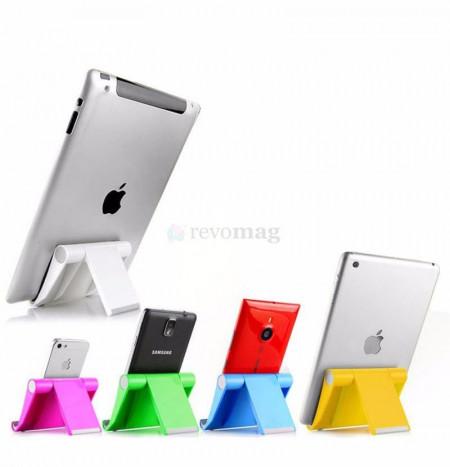Suport de Birou pt. Tableta / SmartPhone cu Stand reglabil