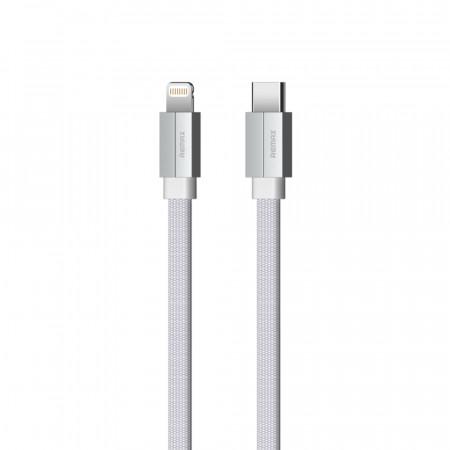 Cablu de date Remax Kerolla RC-094C USB Type-C la Lightning 2.0m 2.4A