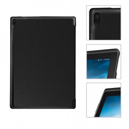 Husa Premium Book Cover SLIM Lenovo Tab E10 TB-X104 10.1 inch (2019)