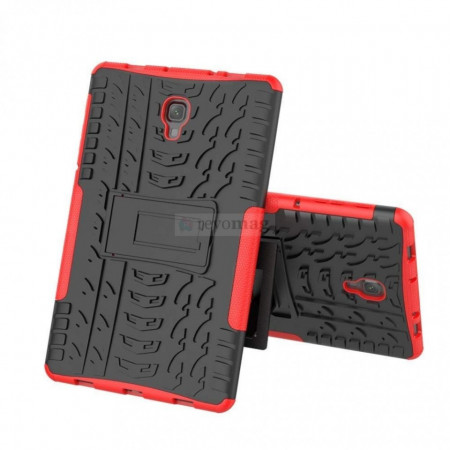 Husa Hybrid Armor Galaxy Tab A 10.5 Inch SM-T590/T595 cu Stand - Rugged Protection