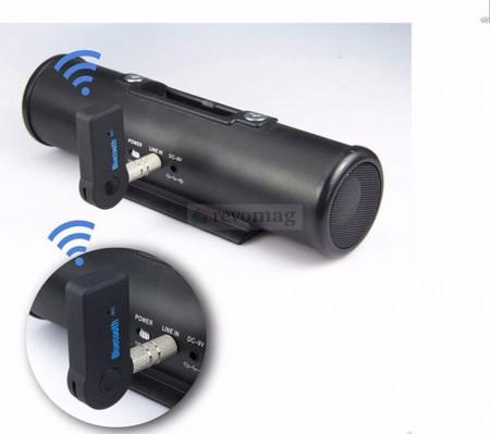 Receptor Bluetooth cu Adaptor 3.5mm pt. Streaming pe orice Sistem Audio