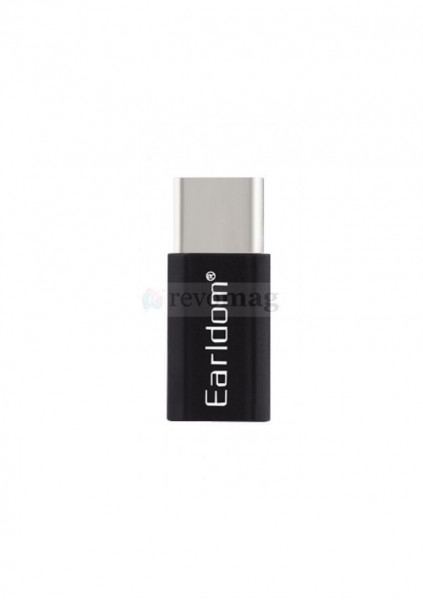 Adaptor OTG microUSB la USB Tip C 3.1 - High Speed - Earldom