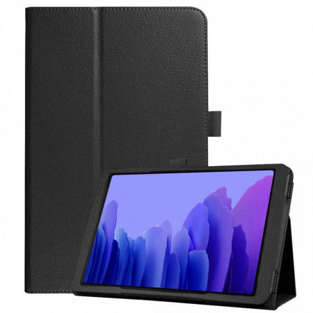 Husa Book Cover Samsung Galaxy Tab A7 10.4 (2020) - Black