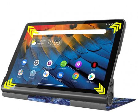 Husa Ultra Slim LENOVO Yoga Smart Tab, 10.1 inch YT-X705 - Starry Night