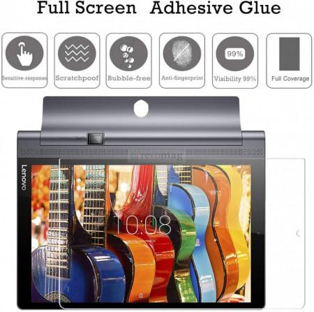 Folie Lenovo Yoga Smart Tab 10.1 inch Tempered Glass - 3 buc