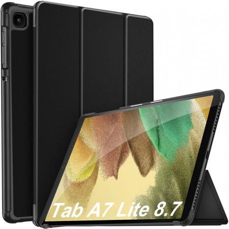 Husa Premium Book Cover Slim Samsung Tab A7 Lite 8.7 inch Model SM-T220 / T225 (2021)