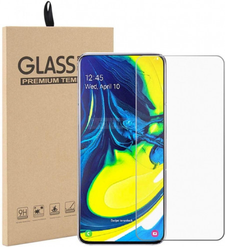 Folie Tempered Glass Samsung Galaxy A80 - Sticla Securizata